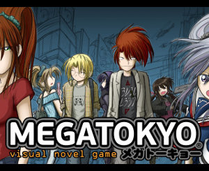Megatokyo: Visual Novel kickstarter